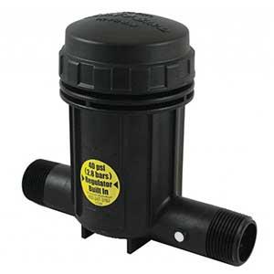Фильтр IPRB100 с регулятором давления, 1 корзинчатого типа