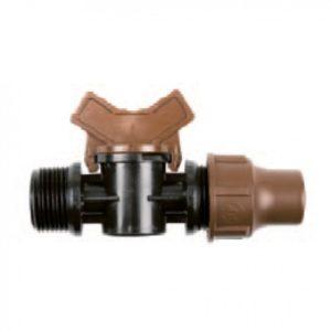 Штуцерный соединитель с ручным открытием BF-valve lock Rain Bird