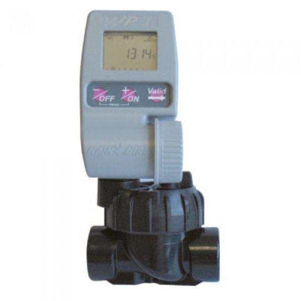 """Контроллер Rain Bird WP1-JTV KIT с клапаном JTV"""" BP, 1 зона, 9V, внешний"""