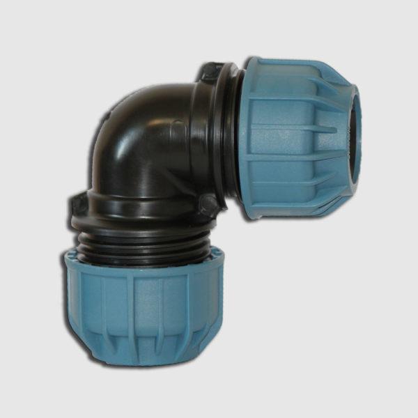 Уголок для труб из ПНД 20X20 JASON PN10