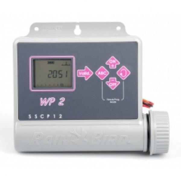 Контроллер Rain Bird WP-2, 2 зоны, 9V, внешний