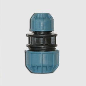 Редукционная муфта для труб из ПНД JASON 50 х 32 PN 16